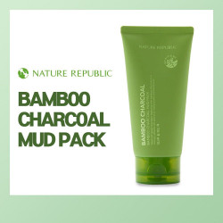 BAMBOO CHARCOAL MUD PACK