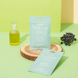 RATED GREEN cold press tamanu oil soothing scalp pack